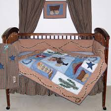 Western Baby Crib Bedding Nursery Beddings Rustic Western Baby Bedding Plus Rustic