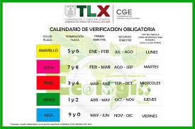 calendario de la revista de taxi 2016 df nice calendario de verificacion vehicular calendario verificacion