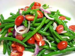 the well fed newlyweds green bean salad