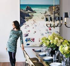 art for the dining room standout with big bold beautiful art utr déco blog