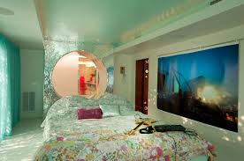 psychedelic house design house interior
