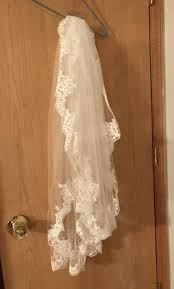 wedding veils for sale new and used wedding veils for sale