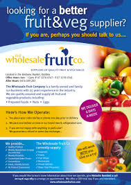fruit delivery company the wholesale fruit co contract chefs australia