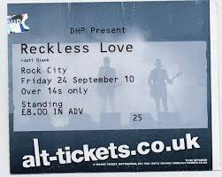 reckless love u2013 gig addiction