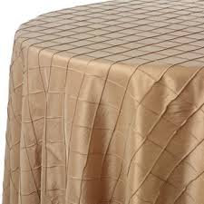 wedding table linen rentals chagne pintuck tablecloths this is one layer corey s