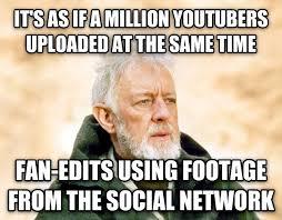 The Social Network Meme - livememe com obi wan kenobi now that s a name i ve not heard in