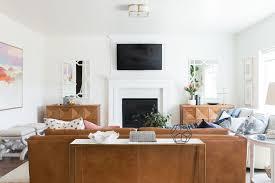 Sideboard In Living Room Vineyard Street Project Reveal U2014 Studio Mcgee