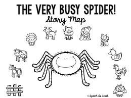 hideous tarantula coloring page cute spider standing on