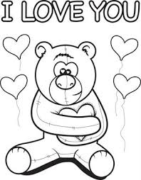 free bears coloring pages kids printable coloring sheets