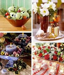 Christmas Table Centerpiece Decoration by Decorating For Christmas Inspiration For Your Whole Home