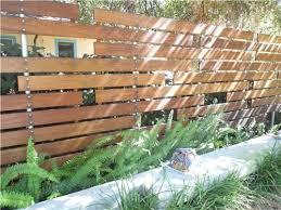 Modern Backyard Fence by 25 Best Slatted Fence Panels Ideas On Pinterest Contemporary