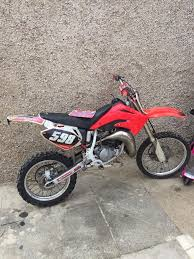 honda cr 80 85 road legal in allerton west yorkshire gumtree