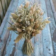 baby s breath bouquet rustic baby s breath bouquet the artisan dried flower company