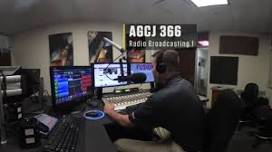 Radio Broadcasting Programs Texas A U0026m Radio Broadcasting Class 360 Youtube