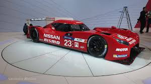nissan nismo race car nissan gt r lm nismo racer unveiled at the 2015 chicago auto show