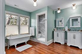 Behr Bathroom Paint Color Ideas by Bathroom Paint Green