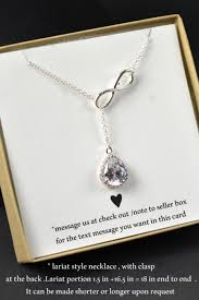 photo gifts necklace images Bridesmaid necklace gift photosmaids tie the knot silver box by jpg