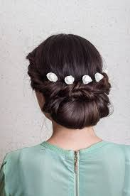 flowergirl hair flower girl hairstyles 19 looks for entourage of all ages