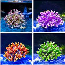 New Resin Artificial Aquarium Coral Decoration Fish Tank Coral