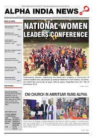 alpha india quarterly newsletter by alpha india issuu