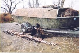 Duck Boat Blinds Plans Duckboat Blinds Pics Www Ifish Net