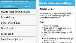 android cheats top best subway surfers cheats apps for iphone and android heavy