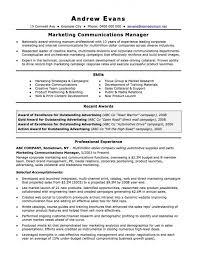 Corporate Communication Resume Sample by Resume Free Cover Letter Template Word Download Best Resume