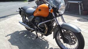 used 2002 moto guzzi california stone youtube