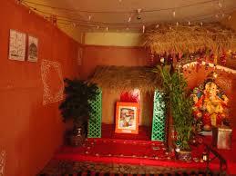 interior design best decoration themes for ganesh festival home