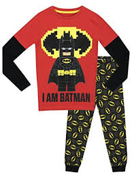 lego batman boys lego batman pajamas clothing