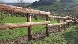 cloture de jardin pas cher pas à pas fabriquer une clôture chêtre