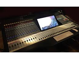 Recording Studio Mixing Desk by Analogue Mixers Mixing Consoles