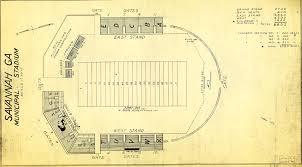 savannah u0027s historic grayson stadium and the extermination of the