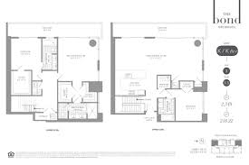 brickell on the river floor plans bond on brickell worldwide properties