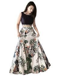 women s dresses shsarees women s crepe silk dress shs 108 multicolor free size