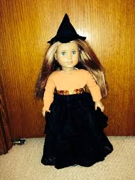 halloween witch costumes for girls arts and crafts for your american doll witch costume for