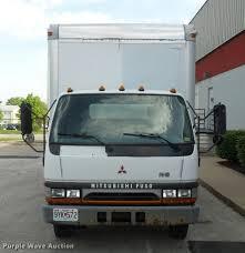 mitsubishi fuso box truck 2003 mitsubishi fuso fe649 box truck item dd9436 sold j