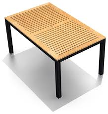8 seat patio table great harmonia living arbor outdoor wicker teak 8 seater rectangular