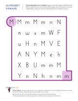 letter m worksheets kindergarten free worksheets library