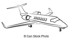passenger aircraft clipart and stock illustrations 12 269