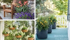 Outdoor Container Gardening Ideas Outdoor Container Garden Ideas
