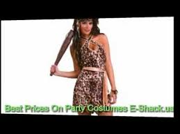 Cave Woman Halloween Costumes Cave Woman Costume