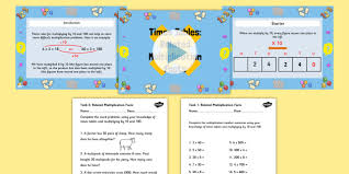 deriving related multiplication facts powerpoint task setter
