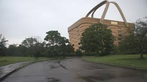 longberger iconic longaberger basket building vandalized wsyx