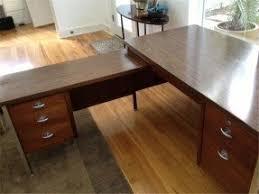 Contemporary L Shaped Desks Adorable Modern L Shaped Desk On At Two Biedermeier Cherry Zuri
