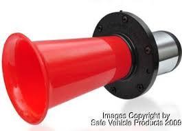 klaxon horn ebay