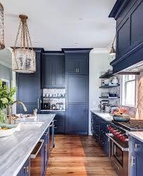 navy kitchen cabinets ideas benjamin hale navy paint color ideas kitchen design