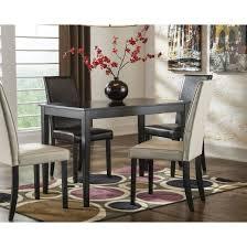 kimonte rectangular dining room table wood brown signature