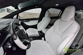 pearl white tesla model x white interior u2013 tagged