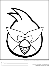 100 angry birds coloring sheets pinterest small bird